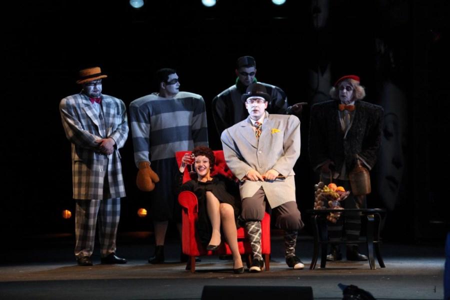 Из Владивостока в Санкт-Петербург прибудут фирменные постановки — «Иванов», «Анна Каренина», «Tovarich», «Эдит и ее демоны»