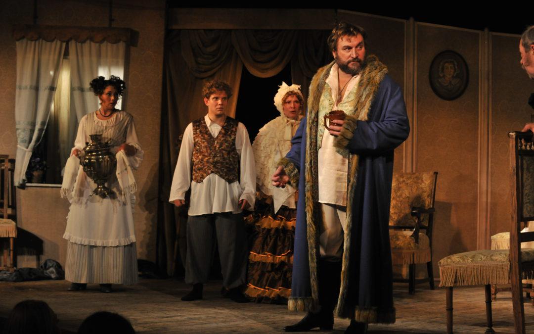 Малый театр едет во Владикавказ