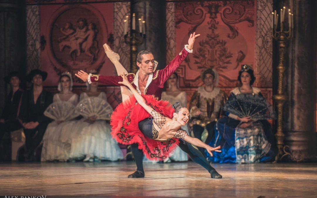 Театр классического балета Н. Касаткиной и В. Василёва везет «Дон Кихота», «Золушку» и «Сотворение мира» на «Большие гастроли»