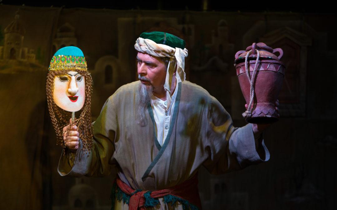 Театр кукол имени С.В. Образцова представит во Владимире «Кота в сапогах» и «Али-Бабу и сорок разбойников»