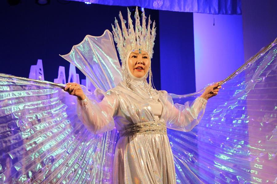 «Снежная королева» – царица снегов и бурь