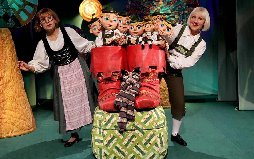 Столицу Южного Урала ждет встреча со старейшим кукольным театром Москвы