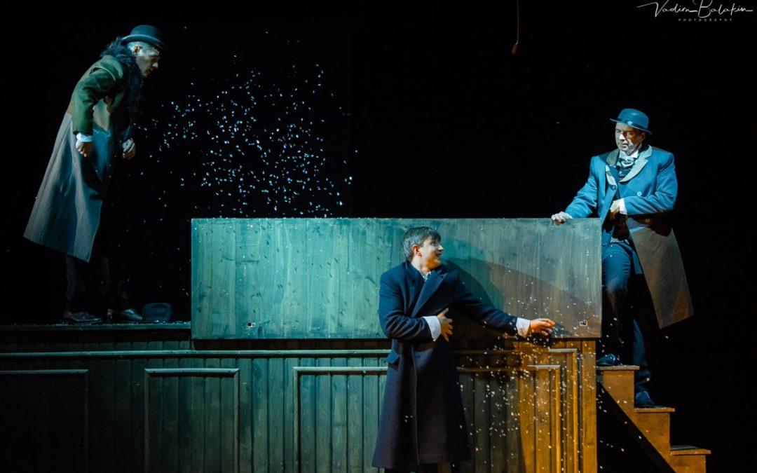 Театр «Ангажемент» выступит на сцене театра «У Моста»