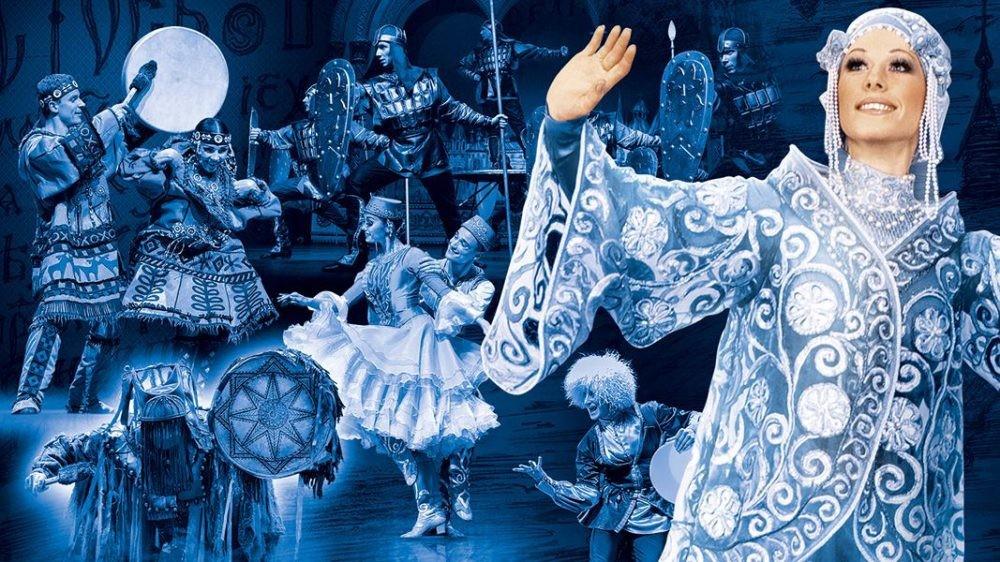 """«Русский национальный балет """"Кострома""""» отметит юбилей масштабным гастрольным туром"""