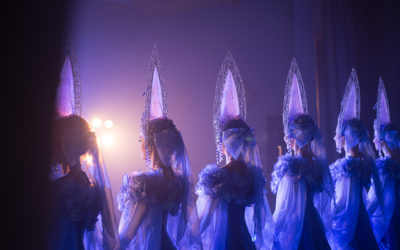 Юбилейный тур балета «Кострома» по городам Сибири