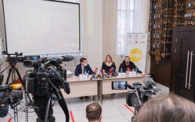 22 апреля в Красноярском театре кукол состоялась пресс-конференция, посвященная «Большим гастролям» Санкт-Петербургского Большого театра кукол в Красноярске.