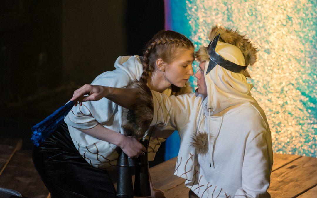 В русских театрах Казахстана состоялись премьеры спектаклей студентов и выпускников Российского института театрального искусства – ГИТИС
