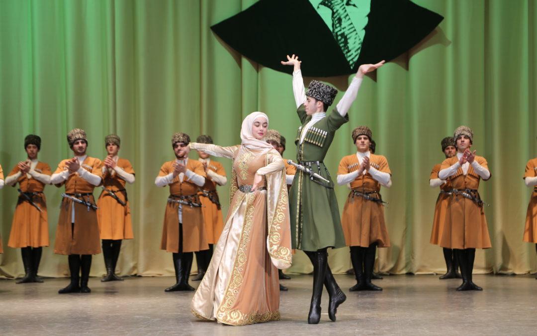 Международный фестиваль фольклора и традиционной культуры «Горцы»